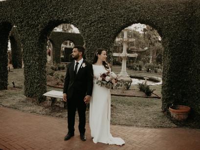 Cummer Museum and Gardens Wedding | Heather and Richard | Jacksonville, FL