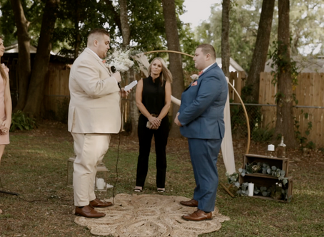 COLE + BRIAN | Jacksonville Wedding Video | The Cowford House