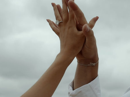 Jade + Anthony | Engagement Film | Crescent Beach, FL