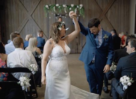 Tyler + Nick | Assembly Room Wedding Film | St. Augustine, FL