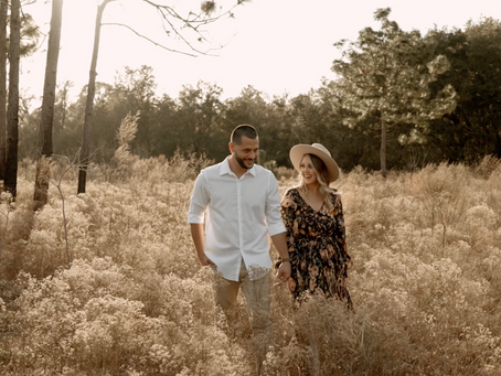 Lake Louisa Engagement Session | Courtney and Cory | Orlando, FL