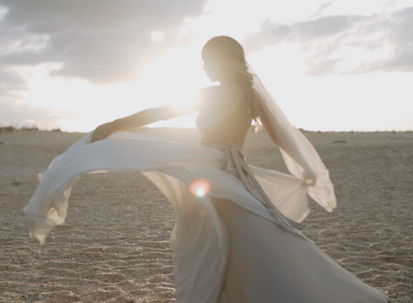 Boho Bridal Shoot | St. Augustine, FL | Styled Shoot