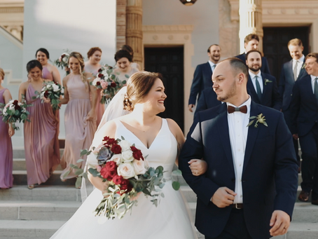 White Room Wedding Video | St. Augustine, FL | Molly & Dustin