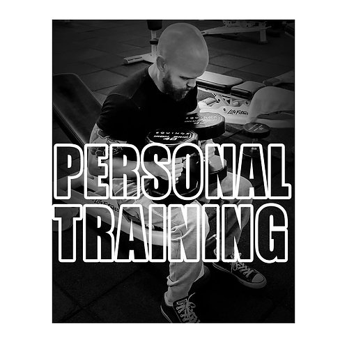 HOURLY PERSONAL TRAINING SESSION
