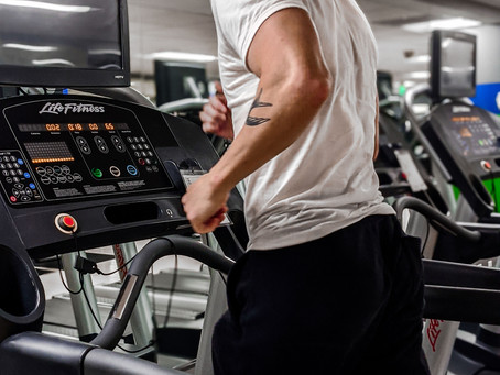 YOU'RE DOING TOO MUCH CARDIO