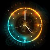 digital-futuristic-watch-with-neon-effec