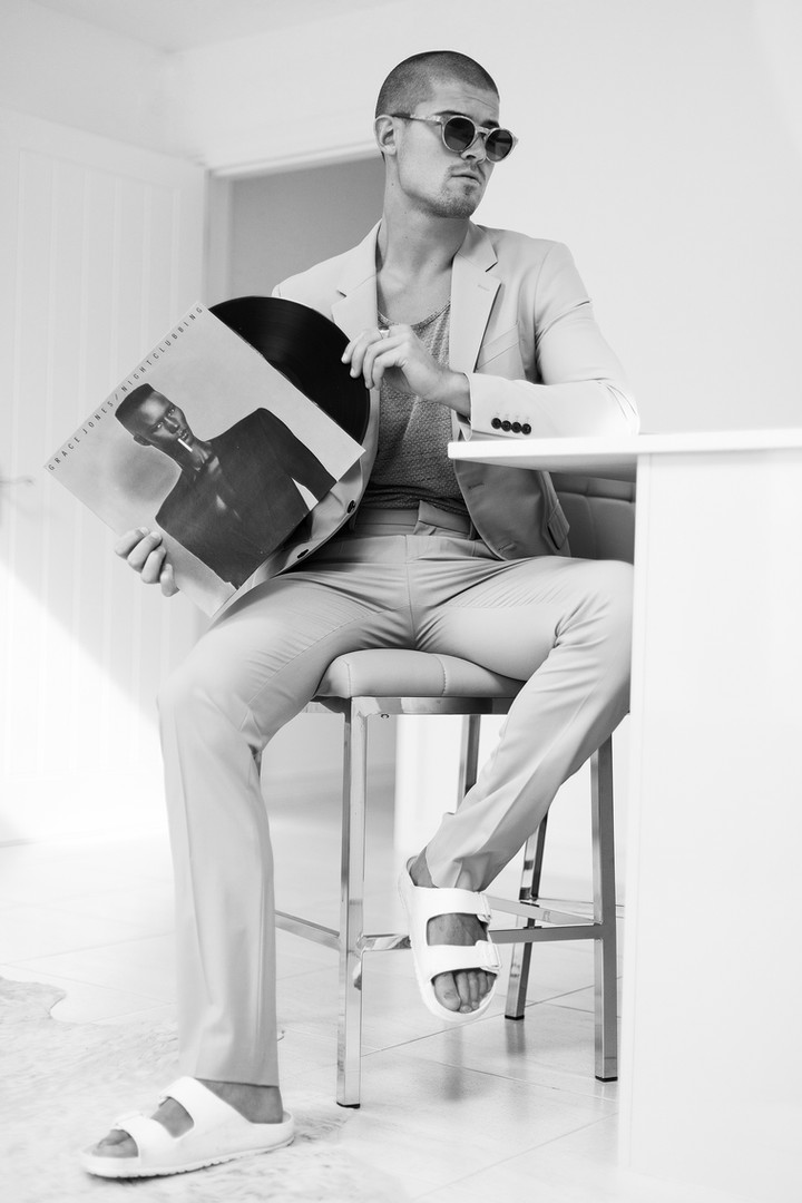 William for Victor Magazine Brasil