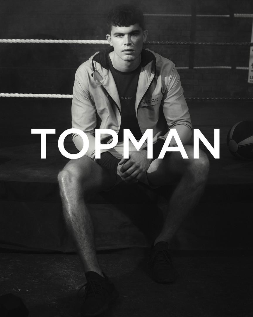 Harrison - Topman Campaign
