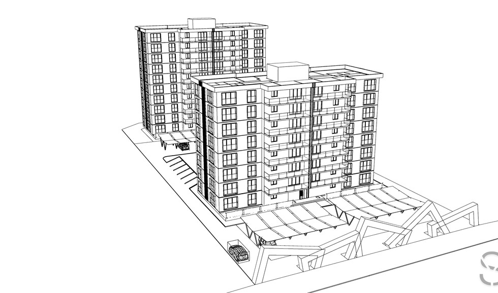 3d site perspective