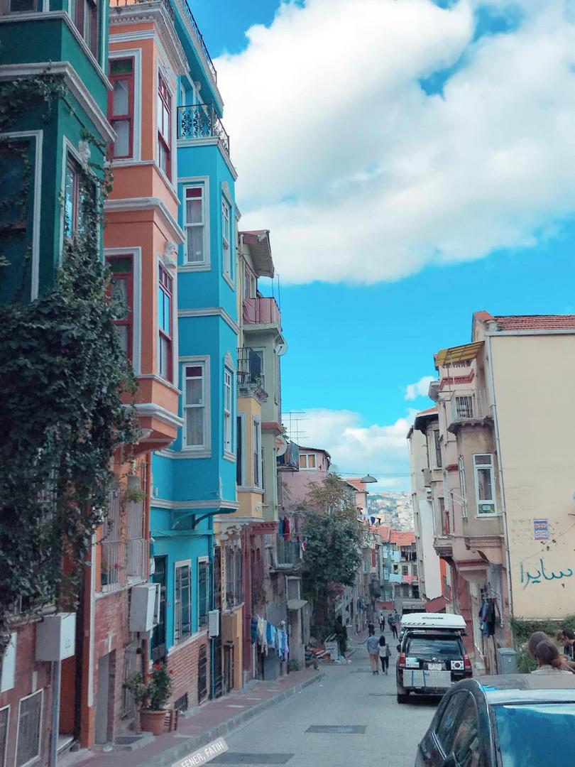 Lost in Balat, Istanbul