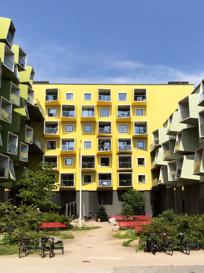 Danish balconies ?