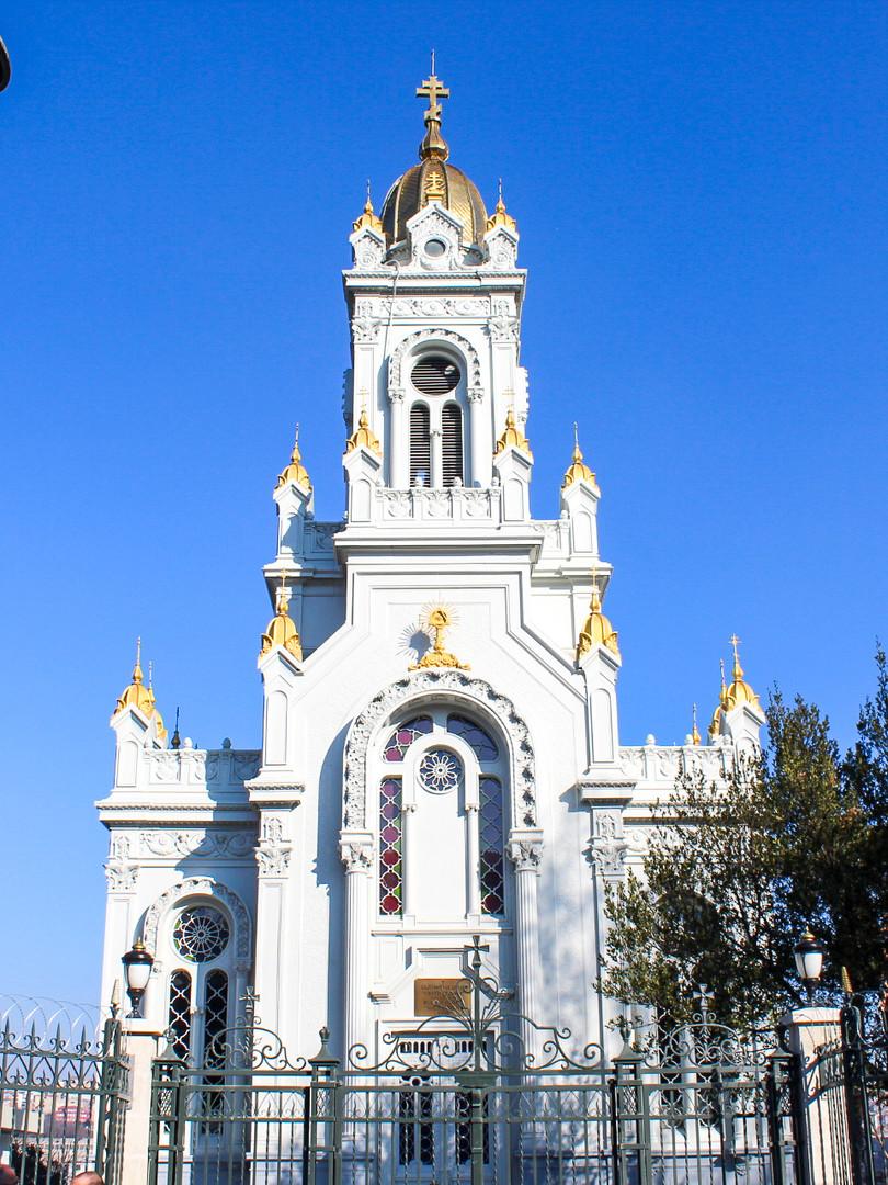 Sveti stefan church.