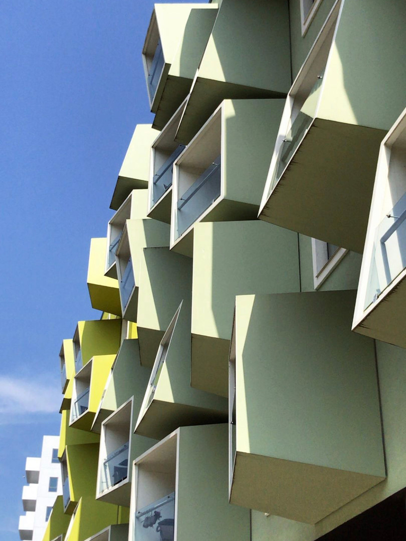 Danish balconies ? 2