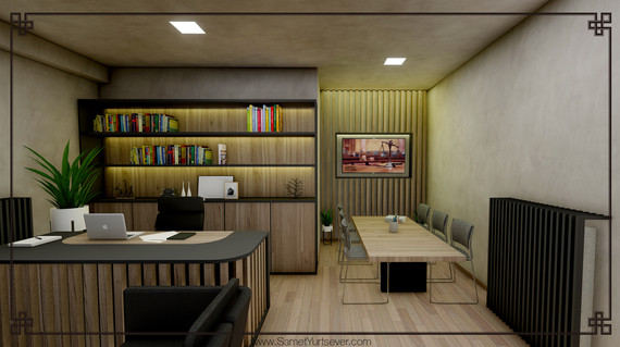 Law Office Concept
