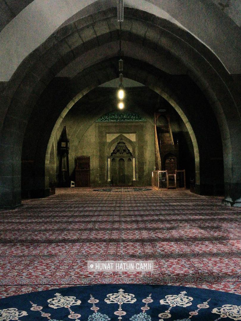 Gothique-ish mosque in Kayseri.