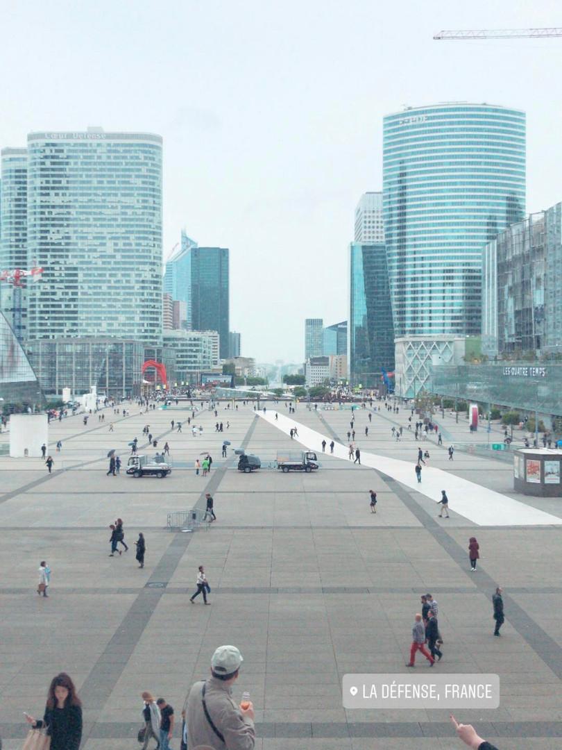 Business, Paris, La Défense_
