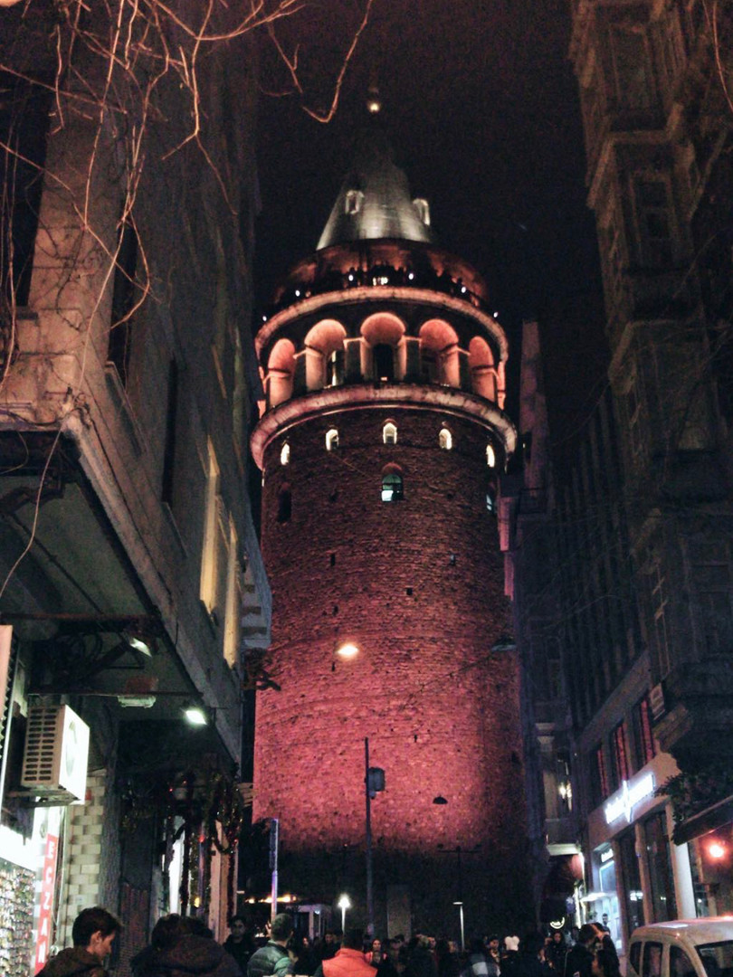 Galata, the tower of Love.