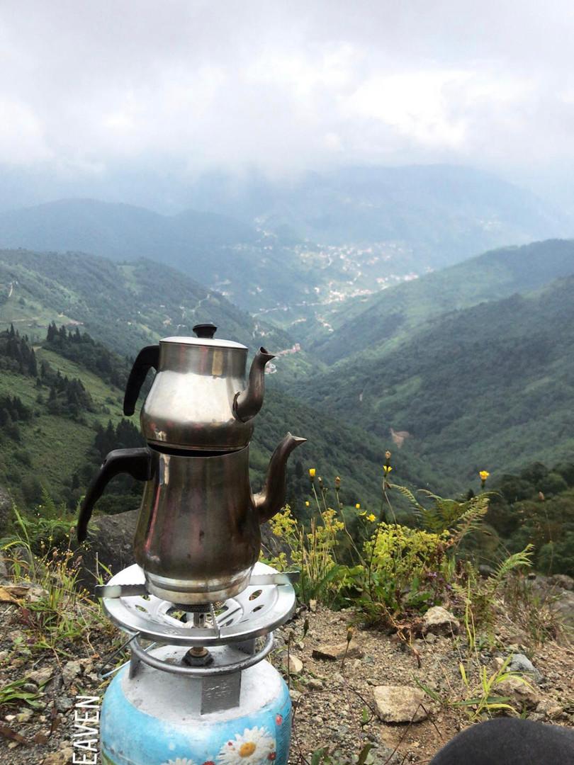 Tea break in Trabzon ?