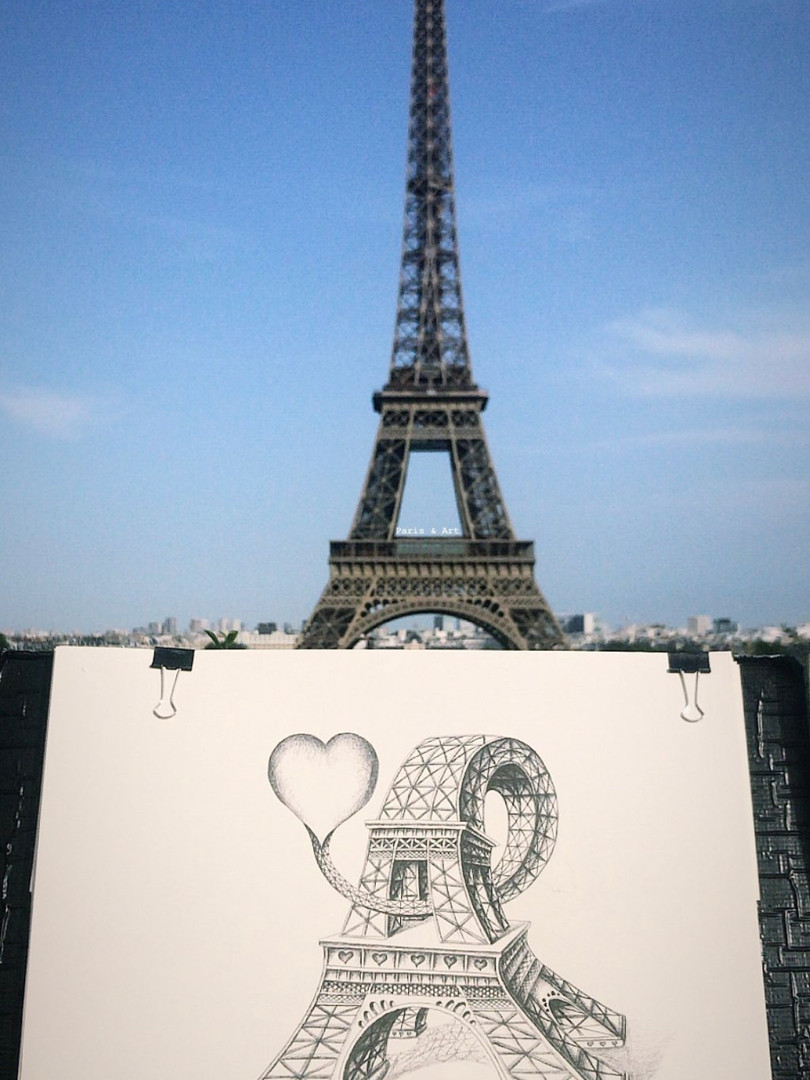The city of Love.