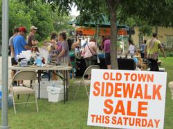 oldtownsidewalksales