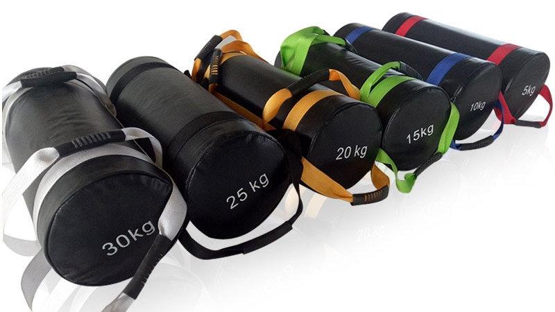 Weight Lifting Bulgarian Sandbag High Intensity Exercises Power Bag