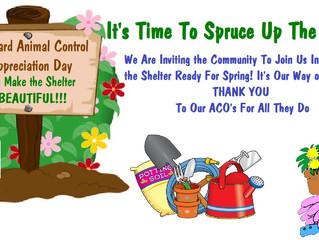 Ledyard Animal Control Appreciation Day