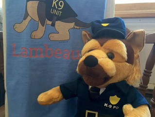 Ledyard Police K-9 Unit Collection Drive
