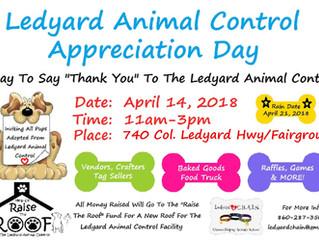 Ledyard Animal Control Appreciation Day