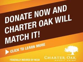 Charter Oak Matching Gifts Program