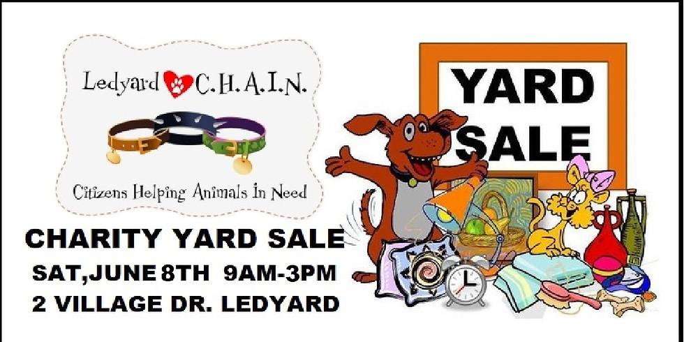 Ledyard C.H.A.I.N. Charity Auction