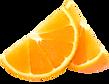 Fette d'arancia