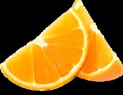 Orange Wedges