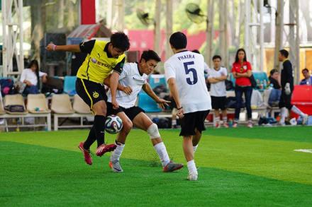 ฟุตบอลเชื่อมสัมพันธ์ เมืองไทย-ภัทร ครั้งที่ 10