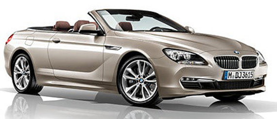 BMW 6 CONVERTIBLE