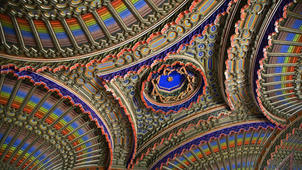 Beautiful Ceilings in The World