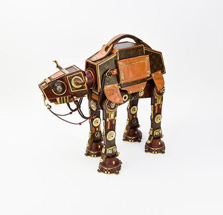 Star War Sculpture