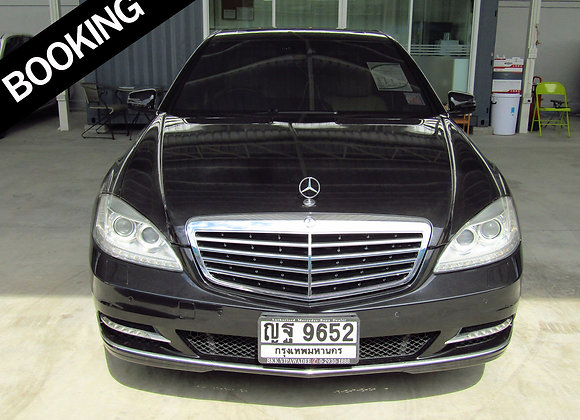 MERCEDES BENZ S300 LONG SALOON CKD