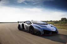 """คอนเฟิร์ม Lamborghini ผลิตแน่ """"Veneno Roadster"""" ไฮเปอร์คาร์โฉมเปิดประทุน"""