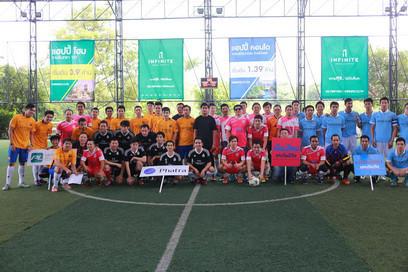 ฟุตบอลเชื่อมสัมพันธ์เมืองไทย-ภัทร ครั้งที่ 12