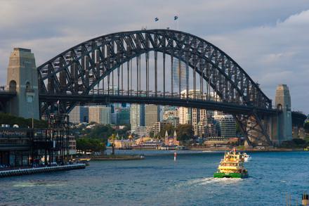Sydney Opera House สถานที่อันเป็นสัญลักษณ์ของมหานครซิดนีย์