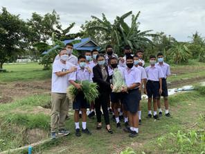 กิจกรรม CSR ณ โรงเรียนผู้รู้ ญสส.80 จ.ชลบุรี