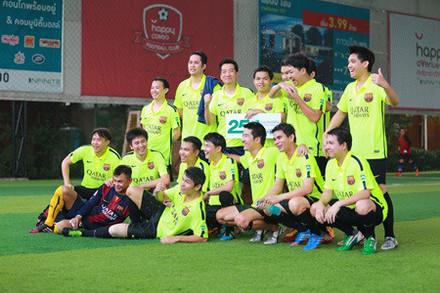 ฟุตบอลเชื่อมสัมพันธ์เมืองไทย-ภัทร ครั้งที่ 11