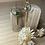 Thumbnail: Bougie Bijoux Cire végétale - parfum de Vanille