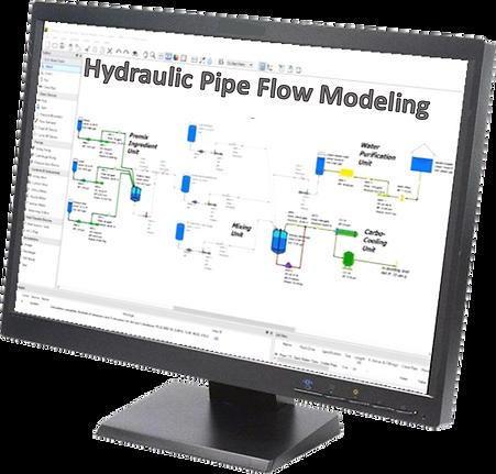 Hydraulic Pipe Flow Modeling