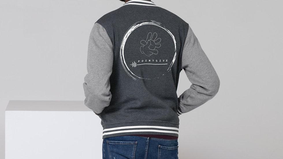Point5ive Men's Letterman Jacket