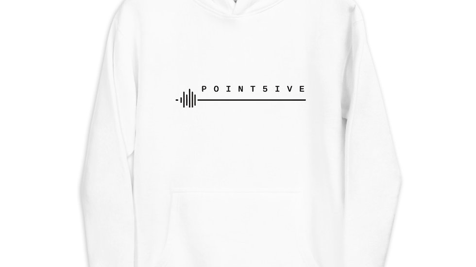 Snowed Out Point5ive Unisex Hoodie