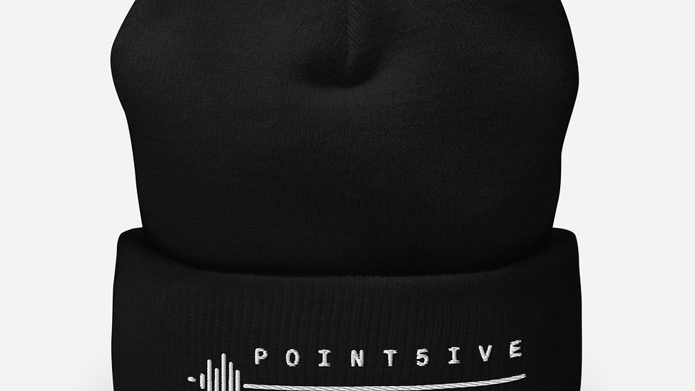 Point5ive Cuffed Beanie