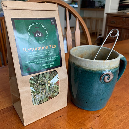 Restoration Herbal Tea Blend