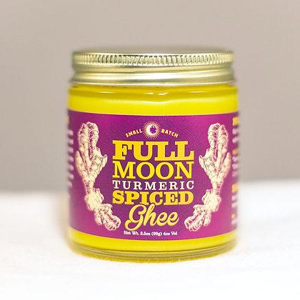 Full Moon Turmeric Spiced Ghee