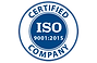 iso 9001:2015 certificate suman exports